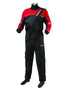 Crewsaver Cirrus -red Kombinezon suchy+polar